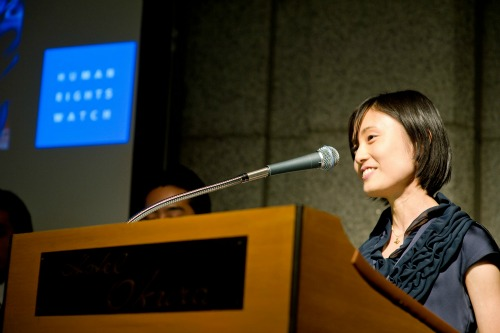 Riyo Yoshioka - 20130327 HRW Charity Dinner222