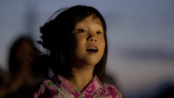 東北の花火大会を取材した、「LIGHT UP NIPPON」も観ることができる
