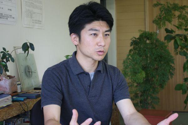田口社長は、貧困問題の解決を大テーマに掲げている