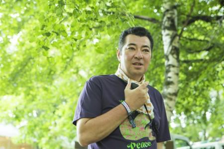 NPO法人iPledge代表の羽仁さん