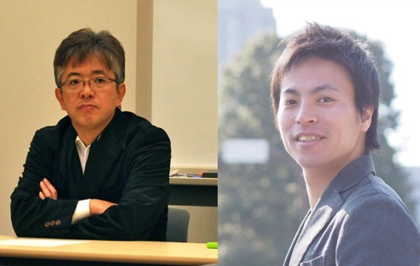 左:高橋 茂氏、右:原田 謙介氏