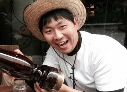 丹波市議会議員の横田さん、移住・定住者を増やすために全国のイベントを渡り歩く