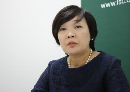 エシカルな意識を持つためには、まず日本で起きている社会問題をもっと知っていくことと話した安倍昭恵さん
