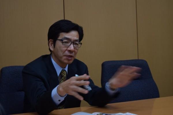 味の素株式会社 CSR部 専任部長の栗脇 啓さん