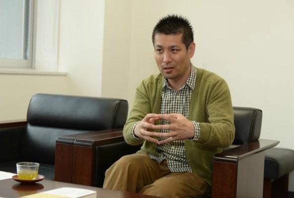 コミュニティデザイナーの山崎さん