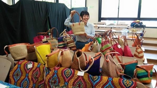大学生時代の松浦さん、国際協力の難しさを痛感した