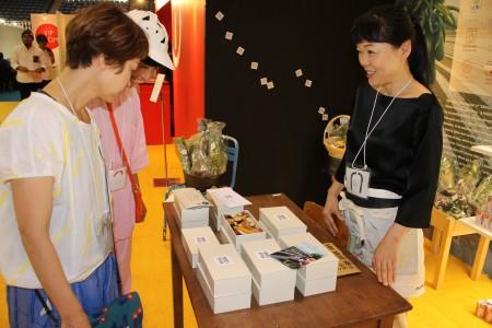 BENTO NIPPONプロジェクトの一環でお弁当は販売された