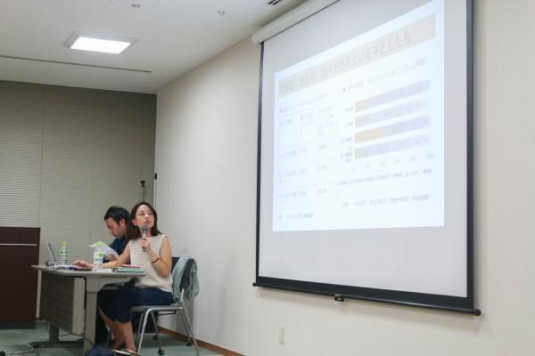今回のNPO大学ゲスト・森山さんは慶應義塾大学の出身