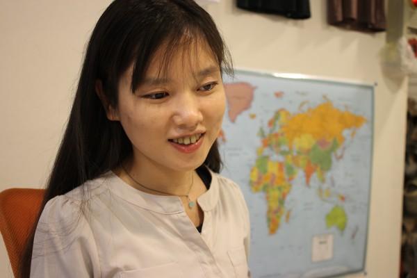 フィリピン障害者支援事業プロジェクトマネージャーの石田さん